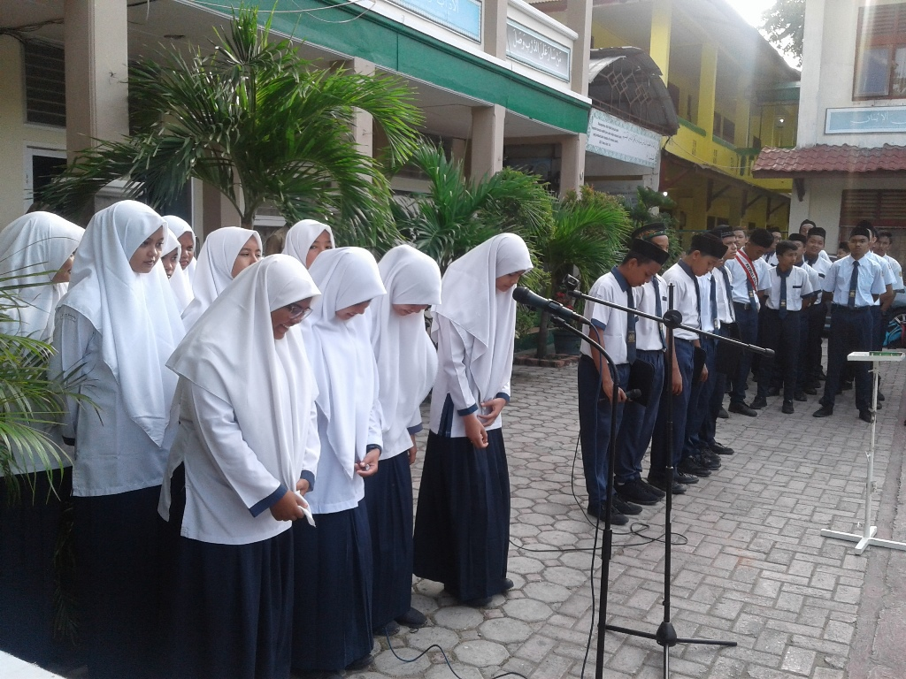 Senin 6 8 2018 4 Mtsn Model Banda Aceh